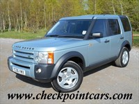 Used Land Rover Discovery 3 TDV6 S (DIESEL) + 7 SEATS + FULL LEATHER