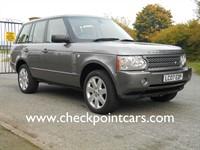 Used Land Rover Range Rover TDV8 VOGUE SE