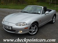 "Used Mazda MX-5 ""SPORT"" CONVERTIBLE + HEATED SEATS"