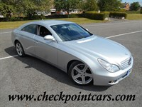 Used Mercedes CLS320 CDI COUPE (DIESEL) AUTOMATIC