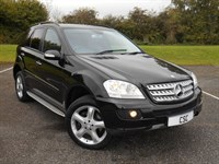Used Mercedes ML320 CDI SPORT (DIESEL) 7 SPEED AUTOMATIC + COMMAND