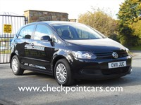 Used VW Golf Plus S TDI 1.6 (DIESEL)