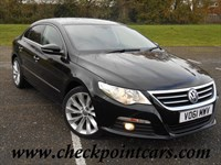 Used VW Passat CC GT TDI BLUEMOTION TECHNOLOGY (DIESEL) + SAT NAV