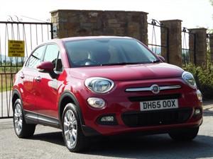 used Fiat 500X POP STAR in wrexham