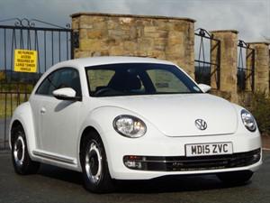 used VW Beetle DESIGN TSI BLUEMOTION TECHNOLOGY in wrexham