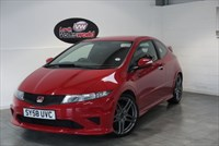 used Honda Civic TYPE R 3DR FULL SERVICE HISTORY in lincolnshire-for-sale