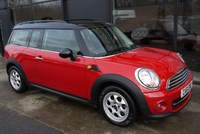 used MINI Clubman COOPER D 5DR PEPPER PACK in lincolnshire-for-sale