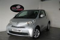 used Toyota iQ IQ VVTI 3DR in lincolnshire-for-sale