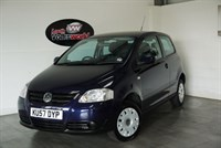 used VW Fox FOX URBAN 3DR AIR CON LOW MILEAGE in lincolnshire-for-sale