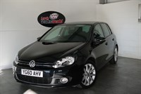 used VW Golf TDI GT 5DR AIR CON CRUISE CONTROL in lincolnshire-for-sale
