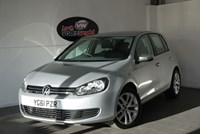 used VW Golf TDI MATCH 5DR £30 P/YEAR TAX CRUISE CONTROL in lincolnshire-for-sale