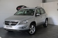 used VW Tiguan TDI ESCAPE 5DR AUTOMATIC SAT NAV in lincolnshire-for-sale