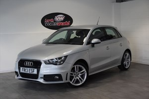 used Audi A1 TFSI S LINE 5DR SPORTBACK AUTOMATIC in lincolnshire-for-sale