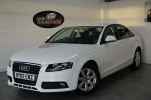 used Audi A4 TFSI 4DR FULL SERVICE HISTORY FULL LEATHER INTERIOR in lincolnshire-for-sale