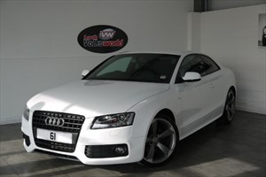 used Audi A5 TDI S LINE BLACK EDITION 2DR FULL LEATHER INTERIOR in lincolnshire-for-sale