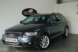 used Audi A6 allroad TDI QUATTRO 5DR ESTATE AUTOMATIC SUNROOF DETACHABLE TOWBAR in lincolnshire-for-sale