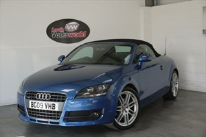 used Audi TT TDI QUATTRO 2DR HALF LEATHER INTERIOR SAVE £500 in lincolnshire-for-sale