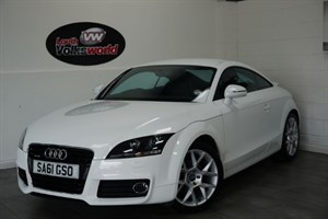 used Audi TT TDI QUATTRO SPORT 2DR  in lincolnshire-for-sale