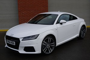 used Audi TT TDI S LINE ULTRA 2DR TECH PACK PARK ASSIST *BRAND NEW*  in lincolnshire-for-sale