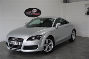 used Audi TT T 3DR HALF LEATHER INTERIOR LOW MILEAGE  in lincolnshire-for-sale