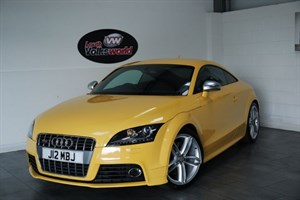 used Audi TTS TFSI TTS QUATTRO 2DR SAT NAV FULL LEATHER INTERIOR SAVE £1000 in lincolnshire-for-sale