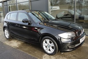 used BMW 116d SE 5DR £30 P/YEAR TAX in lincolnshire-for-sale