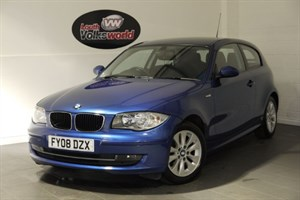 used BMW 118i ES 3DR FULL SERVICE HISTORY in lincolnshire-for-sale