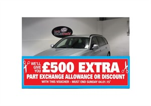 used BMW 320d M SPORT 5DR ESTATE AUTOMATIC FULL LEATHER INTERIOR in lincolnshire-for-sale