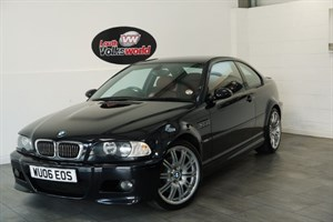 used BMW M3 2DR SMG COUPE FULL SERVICE HISTORY FULL LEATHER INTERIOR in lincolnshire-for-sale