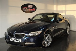 used BMW Z4 3.0 SDRIVE 2DR ROADSTER FULL LEATHER INTERIOR XENONS in lincolnshire-for-sale