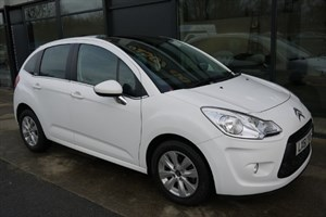 used Citroen C3 VTR PLUS 5DR AUTOMATIC in lincolnshire-for-sale