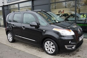 used Citroen C3 Picasso HDI EXCLUSIVE 5DR  in lincolnshire-for-sale