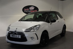 used Citroen DS3 DSTYLE PLUS 3DR in lincolnshire-for-sale
