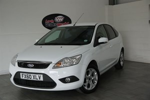 used Ford Focus SPORT 5DR SAT NAV FULL SERVICE HISTORY in lincolnshire-for-sale