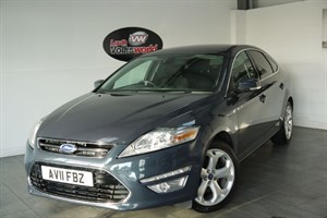 used Ford Mondeo TDCI TITANIUM 5DR FULL SERVICE HISTORY SAVE £1000 in lincolnshire-for-sale