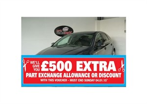 used Ford Mondeo TDCI TITANIUM 5DR FULL SERVICE HISTORY in lincolnshire-for-sale