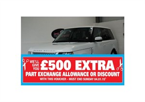 used Land Rover Range Rover TDV8 VOGUE 5DR AUTOMATIC HIGH SPEC in lincolnshire-for-sale