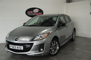 used Mazda Mazda3 3 D VENTURE EDITION 5DR SAT NAV HEATED SEATS £30 P/YEAR TAX in lincolnshire-for-sale