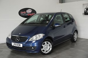 used Mercedes A160 CDI CLASSIC SE 5DR HIGH SEATS  in lincolnshire-for-sale