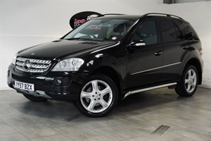 used Mercedes ML280 CDI SPORT in lincolnshire-for-sale