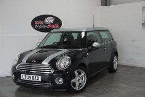 used MINI Clubman COOPER 5DR AIR CON HALF LEATHER INTERIOR in lincolnshire-for-sale