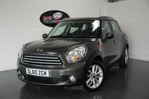 used MINI Countryman COOPER 5DR CHILLI PACK FULL LEATHER INTERIOR in lincolnshire-for-sale