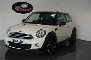 used MINI Hatch ONE D 3DR £0 R/F LICENCE in lincolnshire-for-sale