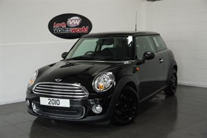 used MINI Hatch ONE 3DR AUTOMATIC LOW MILEAGE in lincolnshire-for-sale