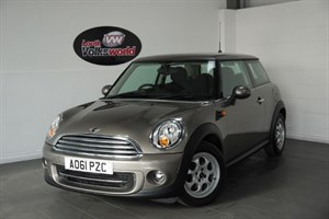 used MINI Hatch COOPER 3DR PEPPER PACK in lincolnshire-for-sale