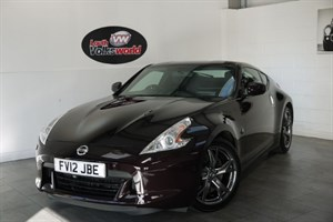 used Nissan 370Z V6 GT EDITION ONLY 5000 MILES in lincolnshire-for-sale
