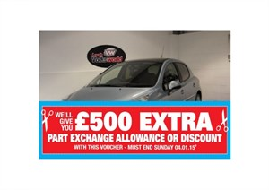 used Peugeot 207 HDI ALLURE 5DR PAN ROOF REAR PARK ASSIST in lincolnshire-for-sale