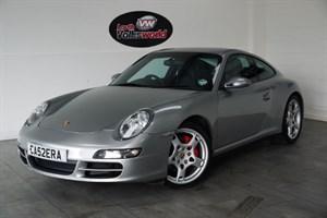 used Porsche 911 CARRERA 4 S in lincolnshire-for-sale