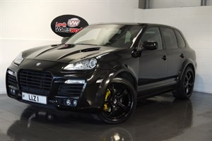 used Porsche Cayenne TURBO S TIPTRONIC TECHART MAGNUM in lincolnshire-for-sale