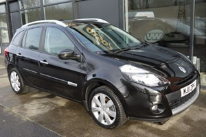 used Renault Clio DCI GT 5DR ESTATE SAT NAV in lincolnshire-for-sale